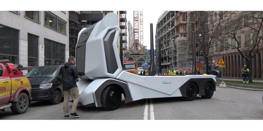 На дорогах Калифорнии могут появиться роботы-грузовики