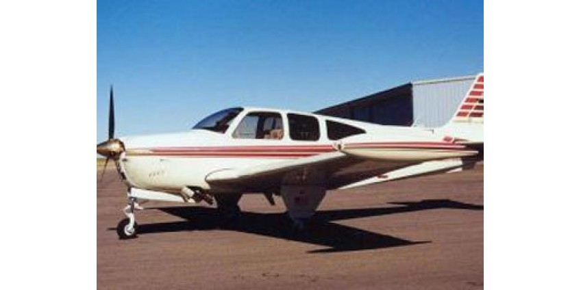 Крушение самолета в Калифорнии: трое погибших