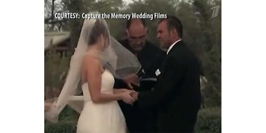В Аризоне справили самую необычную свадьбу