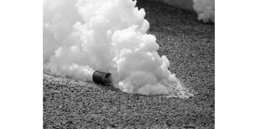 Жителей Аризоны травили слезоточивым газом