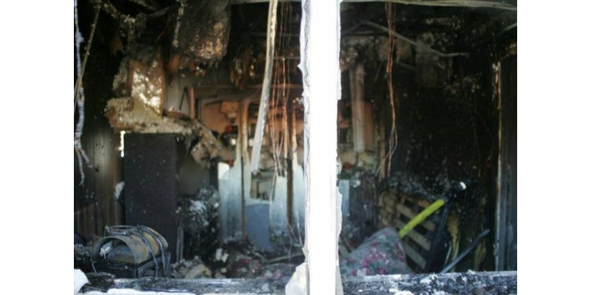 Трое госпитализированы после пожара в Rancho Drive