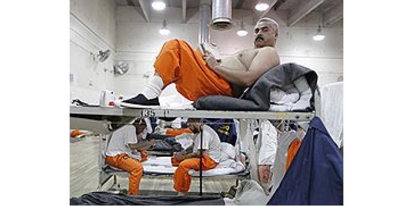 Калифорнийские заключенные будут платить