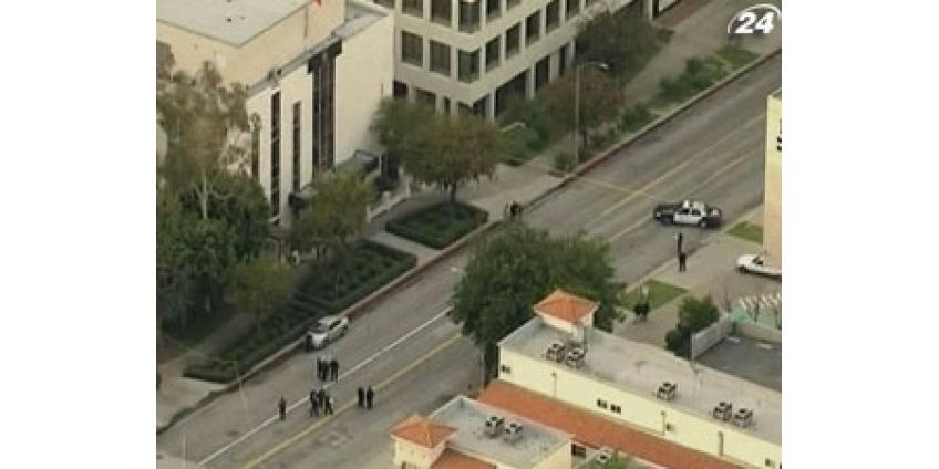 В Калифорнии обстреляли китайское консульство