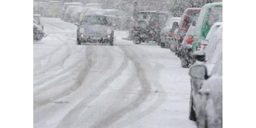 На юго-запад США пришла снежная буря