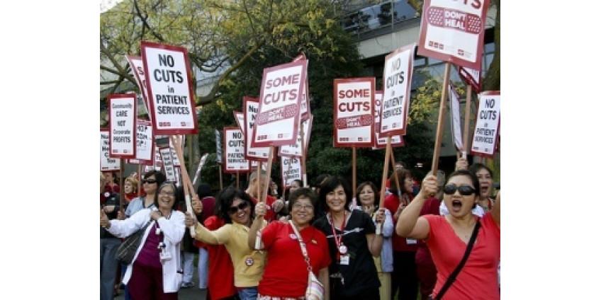 Медсестры тоже недовольны