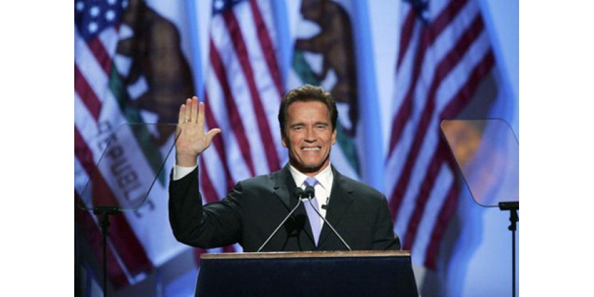 Губернатор Калифорнии снова говорит о кризисе