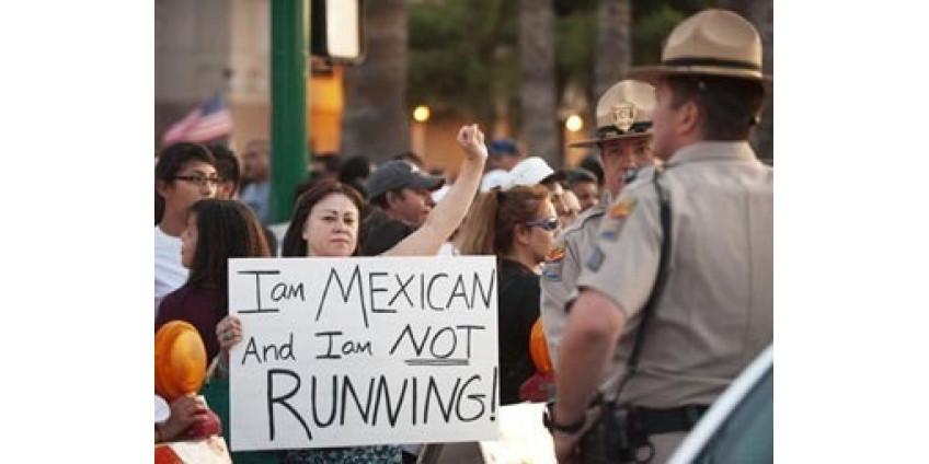 В Аризоне продолжают возмущаться
