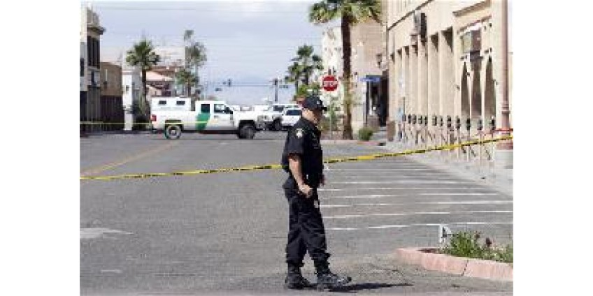 Город в Калифорнии «уехал» на 80 сантиметров