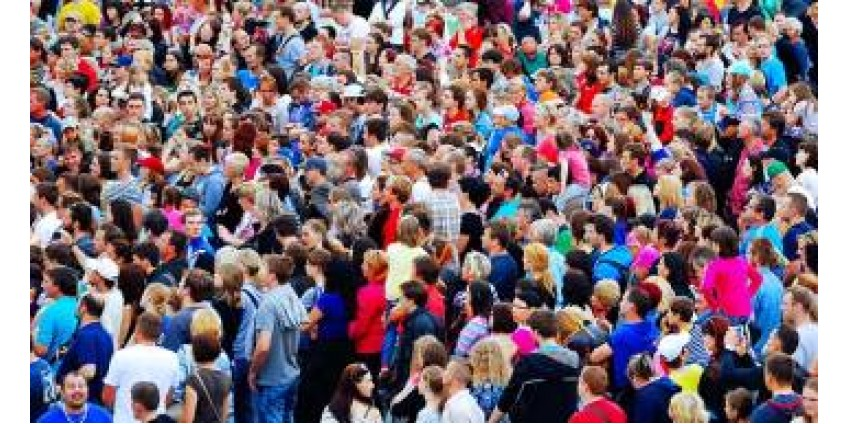 Население в Неваде в минувшем году увеличилось