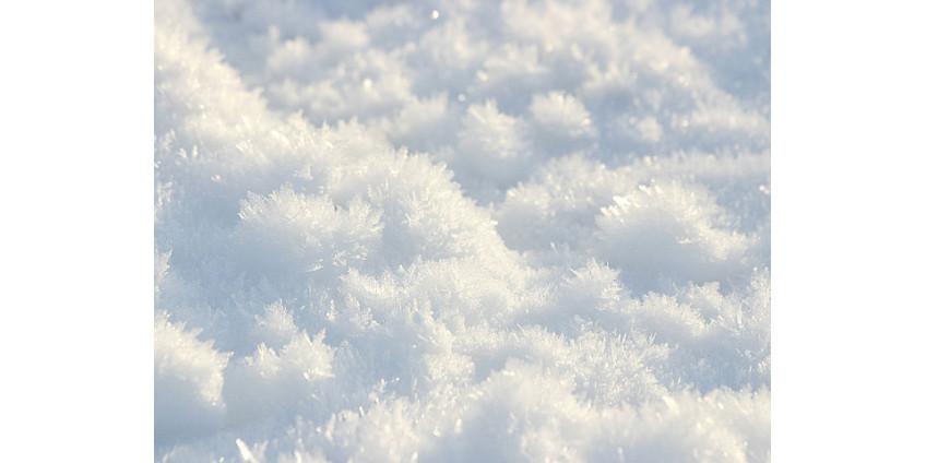 В Лас-Вегасе впервые за 4 года выпал снег