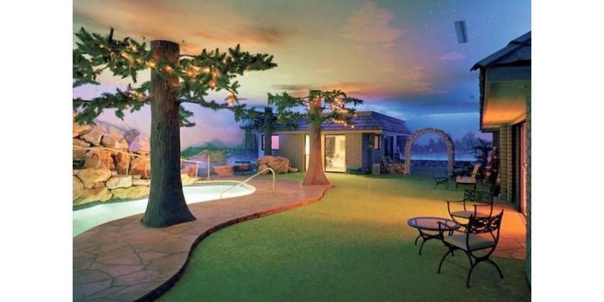 В Лас-Вегасе на продажу выставили дом за 18 миллионов долларов
