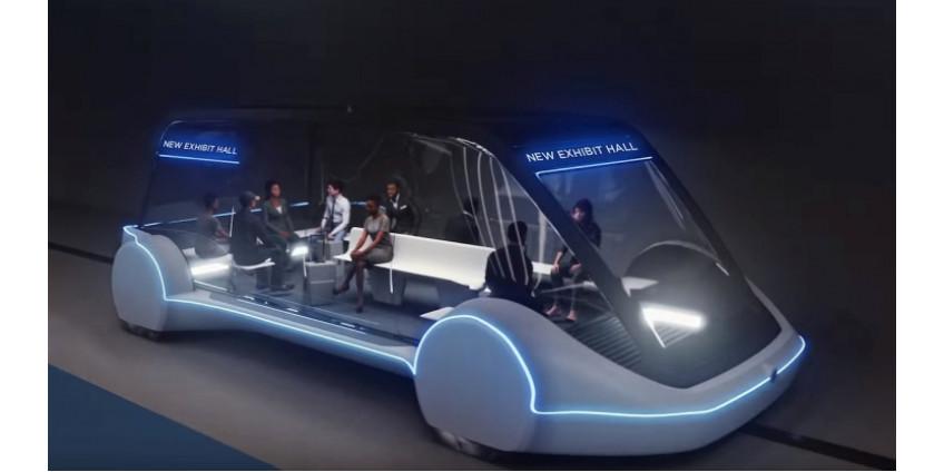В Лас-Вегасе будут голосовать за выбор компании для прокладки туннеля