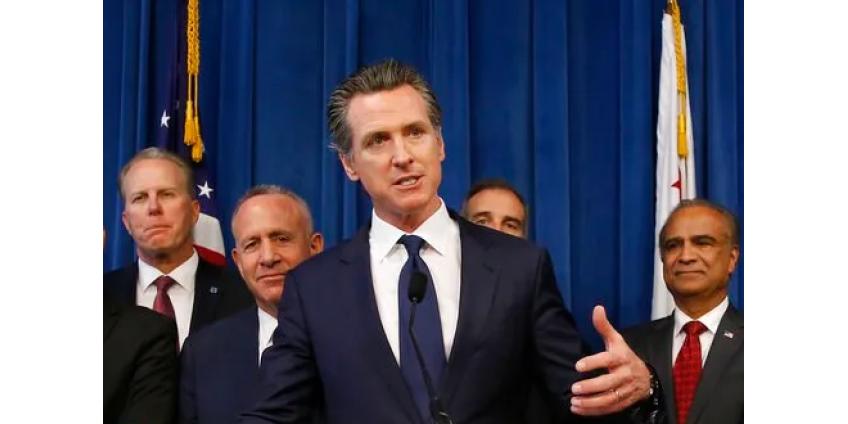 Власти Калифорнии предложили взимать до $10 в месяц с потребителей воды для её очистки