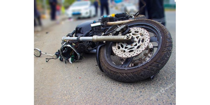 В Финиксе в результате аварии погиб мотоциклист