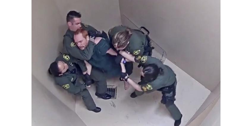 Заключенные в Калифорнии отсудили 1,5 млн долларов у тюрьмы