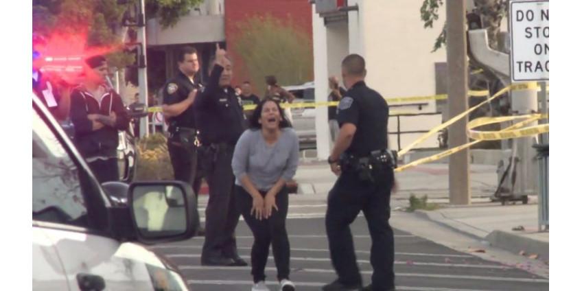 Трагедия в Калифорнии: мужчина застрелил мать своего ребенка