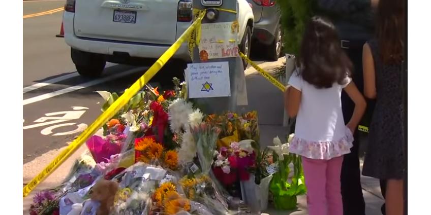 У напавшего на синагогу в Сан-Диего молодого человека не было сообщников