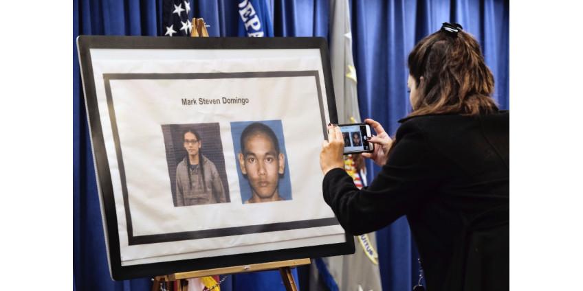 В Калифорнии арестован организатор теракта