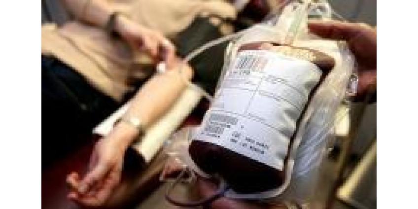 Сдать кровь - великое дело