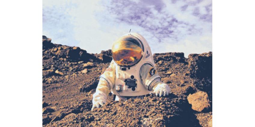 Билет в один конец на Марс