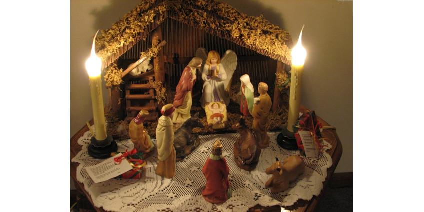В Лос-Анджелесе уже празднуют Рождество