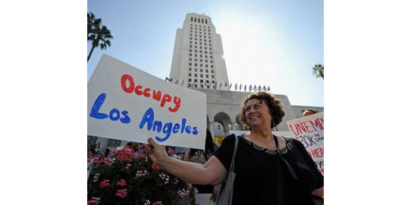 В Лос-Анджелесе начали возмущаться