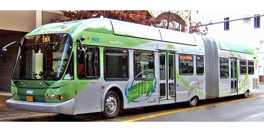 Лос-Анджелес избавился от дизельных автобусов