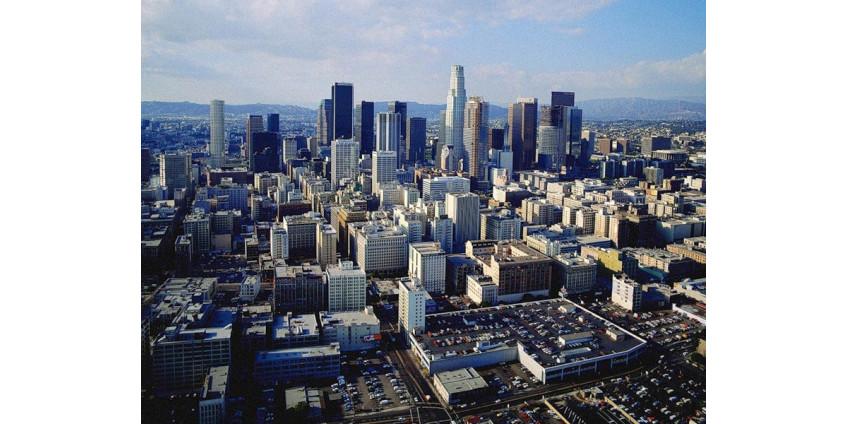 Лос-Анджелес протестует