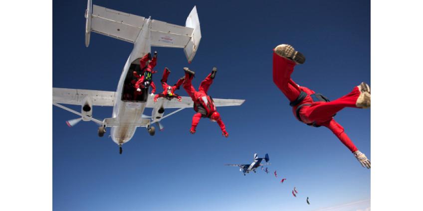 Быть парашютистом опасно