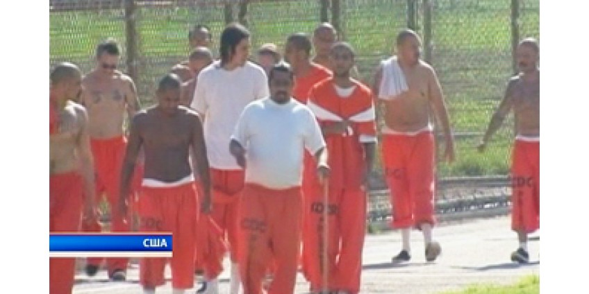 Из тюрем выгоняют заключенных
