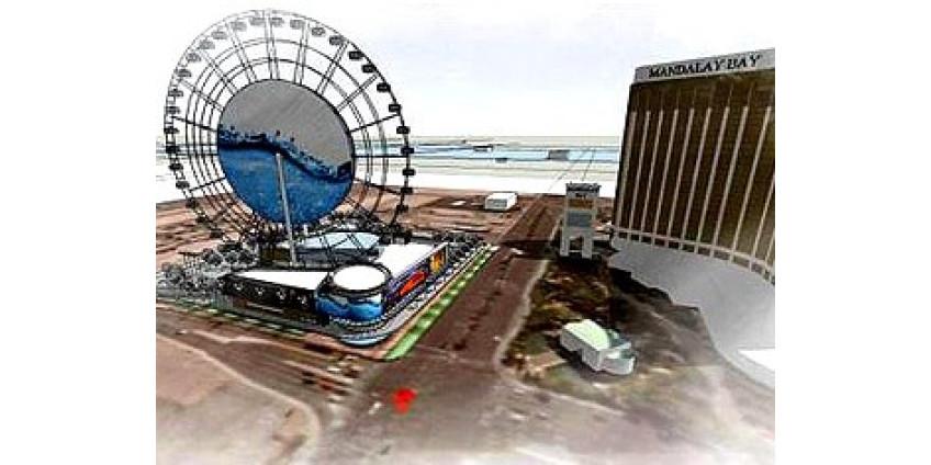 Лас-Вегас обзаведется уникальным колесом обозрения
