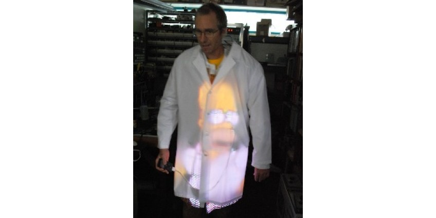 В Неваде изобрели светодиодное пальто