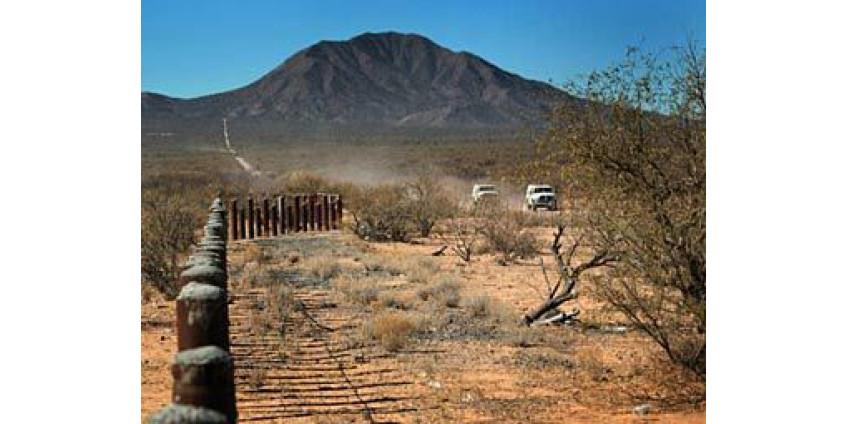 Аризона собирает деньги на укрепление границы с Мексикой