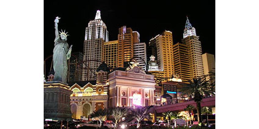 В Лас-Вегасе все больше иностранных туристов