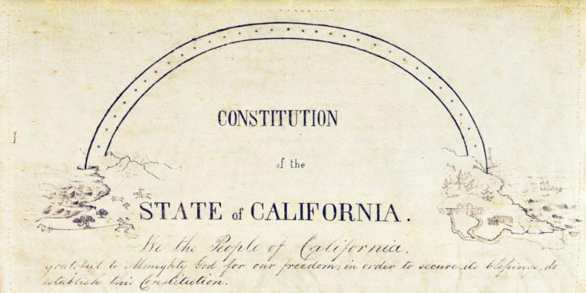 Голосование за ужесточение наказаний в штате Калифорния
