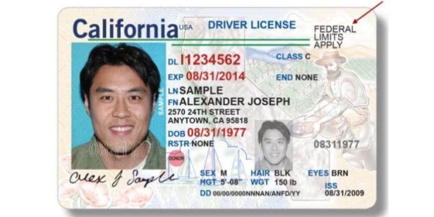 Калифорнийский DMV не справляется с задачей предоставить Real ID вовремя до до 1 октября