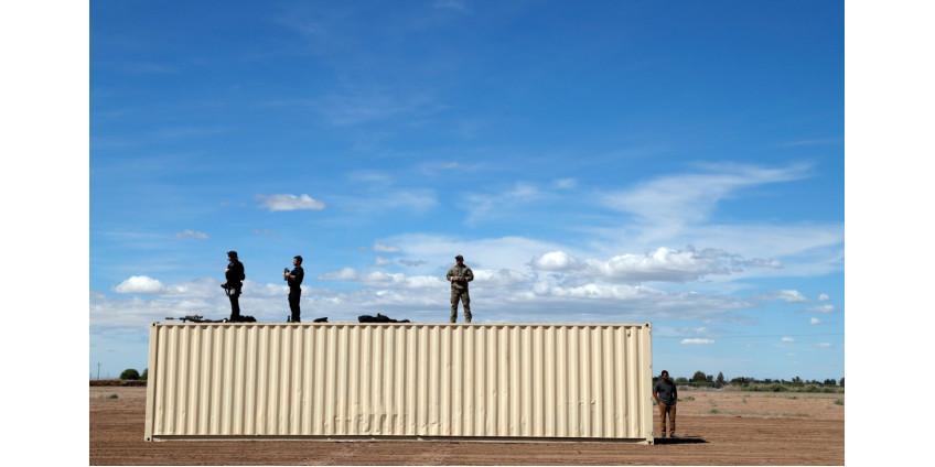 Суд запретил строить в Аризоне 8-километровый участок стены на границе с Мексикой