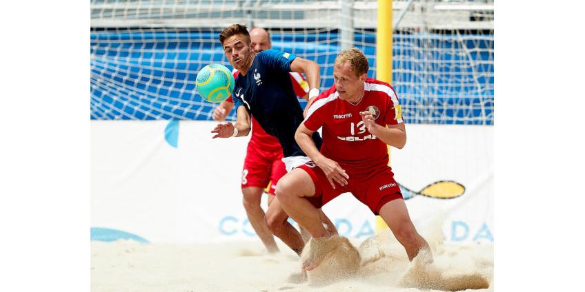 Сан-Диего не дали провести Всемирные пляжные игры