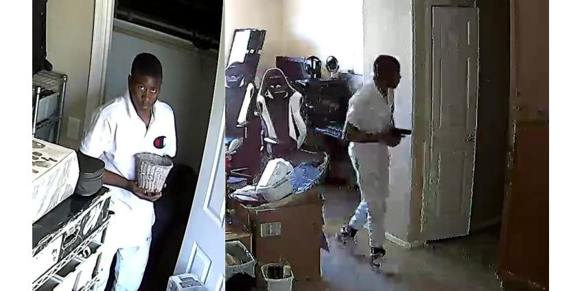 В розыск объявлен мужчина, который ворвался в два дома Южного Финикса
