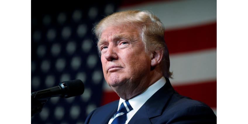 На выступлении в Финиксе Трамп заявил о намерении как можно скорее «открыть страну»
