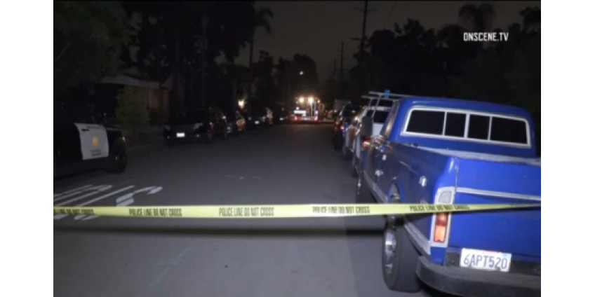 Трое неизвестных ворвались ночью в дом к паре в Сан-Диего