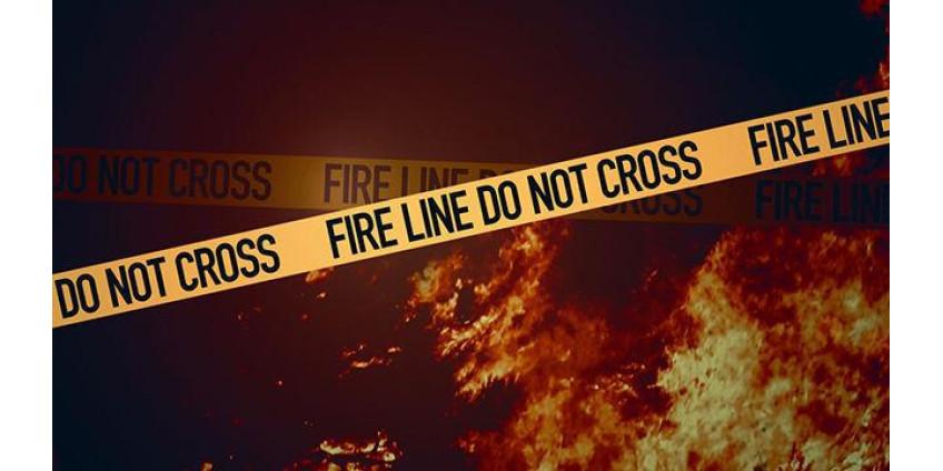 Пожар в Лас-Вегасе причинил ущерб в $ 120 тысяч долларов