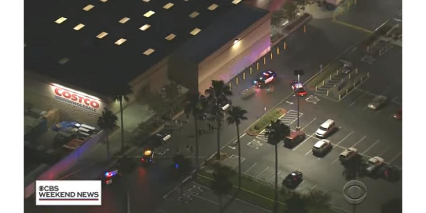 Калифорнийский полицейский застрелил психически нездорового и немого покупателя магазина