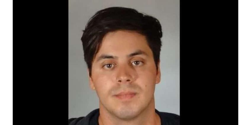 Полиция Сан-Диего обвинила Ретта Нельсона из Юты в пяти вооруженных ограблениях