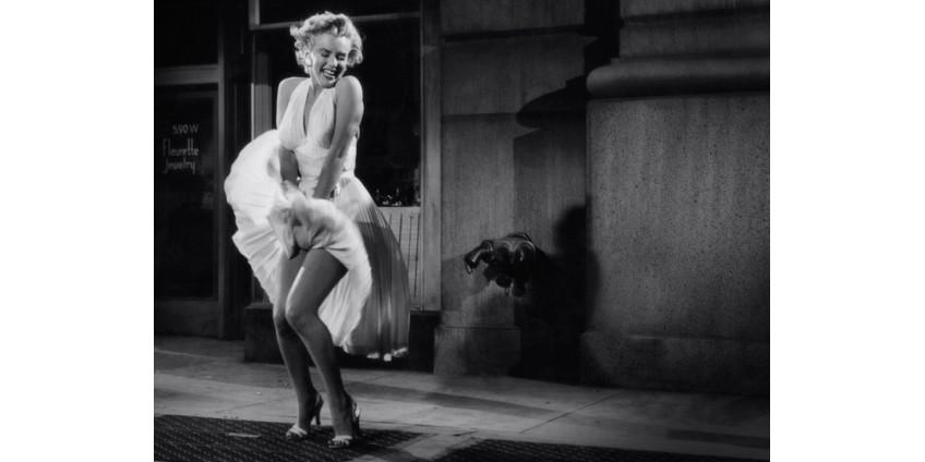 Из Голливуда пропала статуя Мэрилин Монро