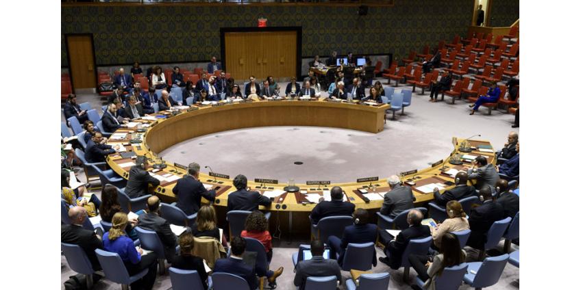 США направили запрос на проведение заседания Совбеза ООН по Ирану в понедельник