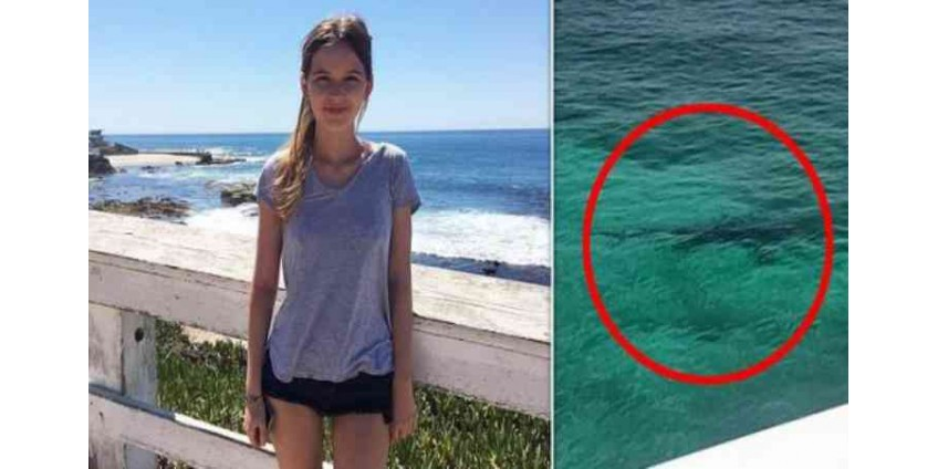 Девушку-студентку из Калифорнии на Багамах растерзали акулы