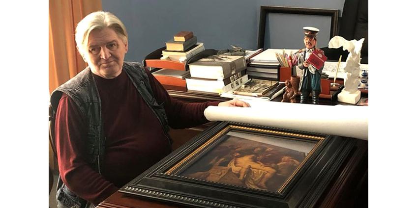 В музее в Свердловской области нашли подлинник Рубенса
