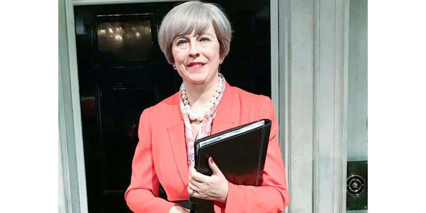 Из экспозиции лондонского Музея мадам Тюссо убрали восковую фигуру Терезы Мэй