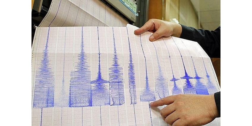 В Калифорнии нарастает сила землетрясений